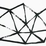 無題/w59.4 x h42 cm/アクリル絵の具、MDFボード/2008年