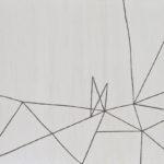 夢を見た夢/F15 w65.2 x h53 cm/油絵の具、アクリル絵の具、木製パネル/2017年
