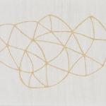 肌色/F4 w33.3 x h24.2 cm/油絵の具、アクリル絵の具、木製パネル/2017年