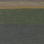 シマシマ01/F4 w33.3 x h24.2 cm/油絵の具、キャンバス/2017年